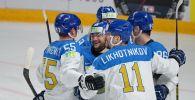 Казахстанская сборная по хоккею разгромила Италию на чемпионате мира со счетом 11:3