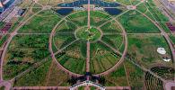 Ботанический сад в Нур-Султане
