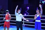 Бокстан Азия чемпионатында жеңіске жеткен спортшы