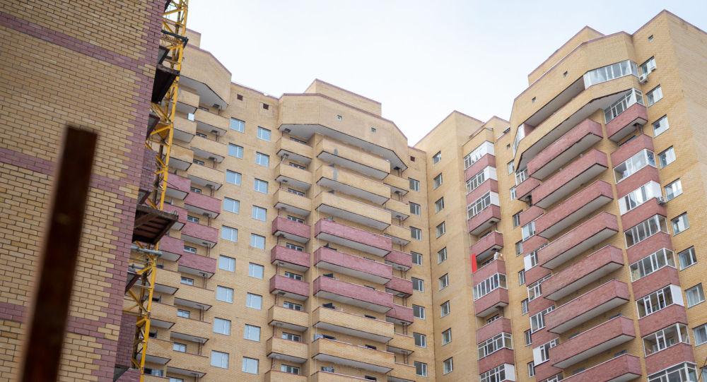 Стройка, новое здание