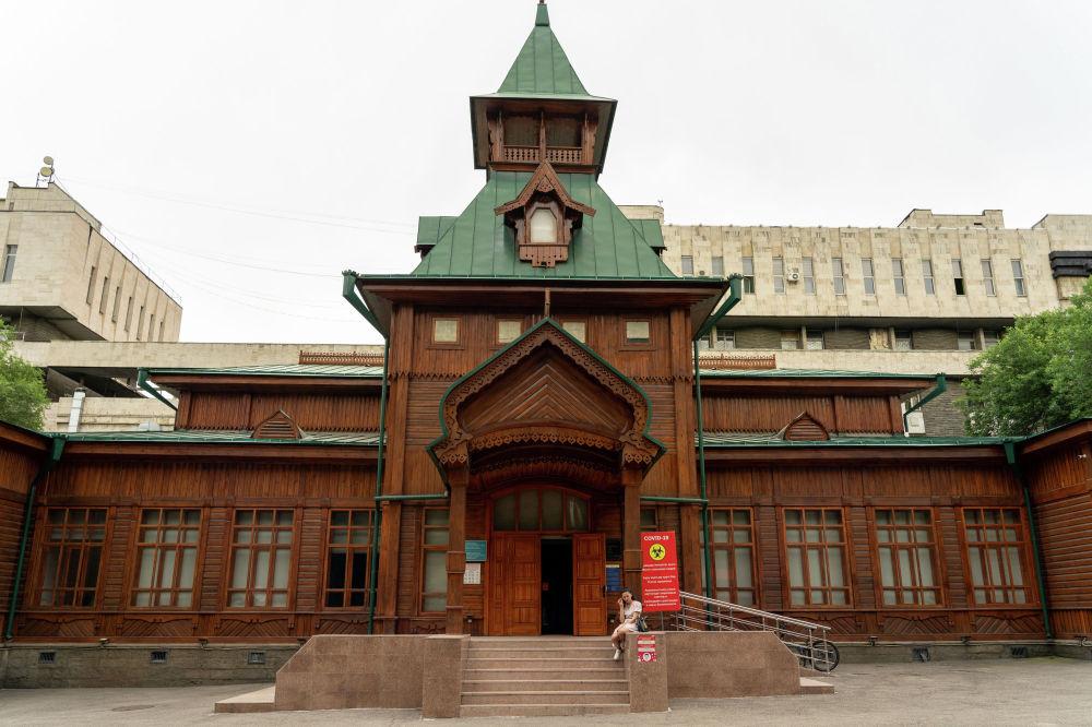 Алматыдағы халық музыкалық аспаптар музейі 1981 жылы 24 сәуірде ашылды