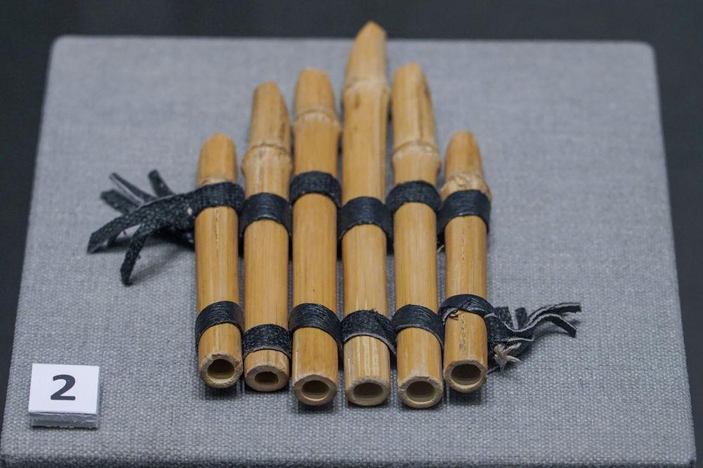 Кугиклы немесе кувицы – орыс және украин халықтарының көптүтікті флейтасы