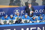 Главный тренер сборной по хоккею Юрий Михайлис