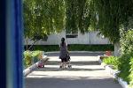 Алматы облысы Жауғашты ауылындағы ЛА-155/4 түзету мекемесіндегі әйел мен бала