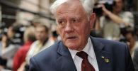 Экс-президент Литвы Валдас Адамкус, архивное фото