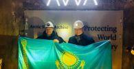 Файлы с национальными символами Казахстана будут храниться в Арктическом архиве