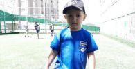 Будущий Месси: четырехлетний астанчанин удивил футбольных тренеров