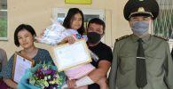 11-летнюю Зере выписали из больницы