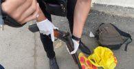 Житель Экибастуза пытался продать обрез в Нур-Султане