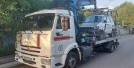 Водитель допустил наезд на ребенка в Алматы