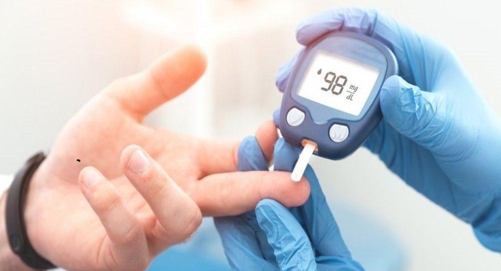 болезнь, сахарный диабет