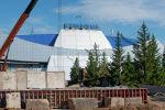 Спорткомплекс Казахстан. Реконструкция