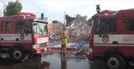 Люди погибли при обрушении здания на юге Южной Кореи