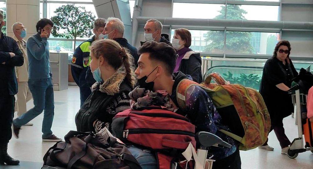 Из сектора Газа эвакуированы граждане Казахстана