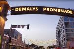 Demalys promenad новое место летнего досуга астанчан