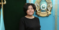 Вице-министр экологии Казахстана Алия Шалабекова