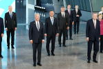 Лидеры стран НАТО на саммите в Брюсселе