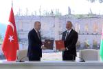 Алиев и Эрдоган будут сотрудничать в Шуше - видео