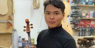 Жители Алматинской области возрождают традиции музыкальных и национальных ремесел