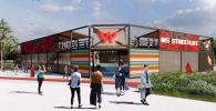 Колизей уличного спорта появится в студенческом парке Нур-Султана