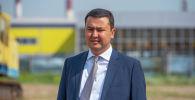 Руководитель дирекции развития индустриальной инфраструктуры Qazindustry Нурлан Кудияров