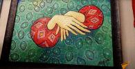 Картины с лечебным эффектом – видео из мастерской азербайджанского художника - видео