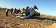 Страшная авария произошла на западе Казахстана: погибли два директора школ