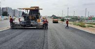 Дорожные строительные работы