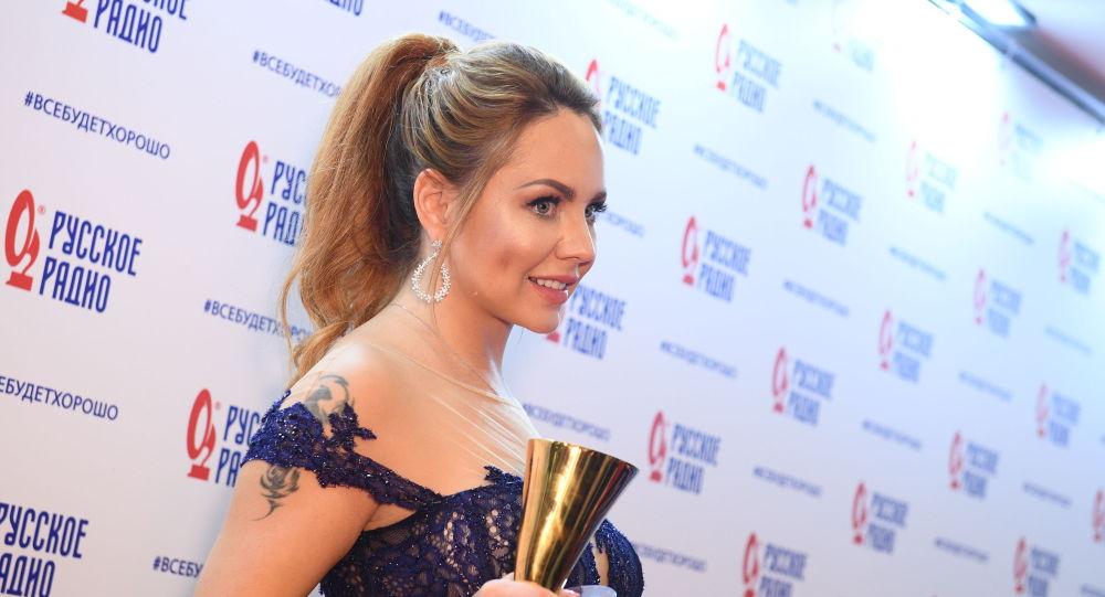 Певица Марина Абросимова (МакSим), архивное фото
