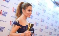 Певица Марина Абросимова (МакSим) на XXII церемонии вручения музыкальной премии Золотой Граммофон