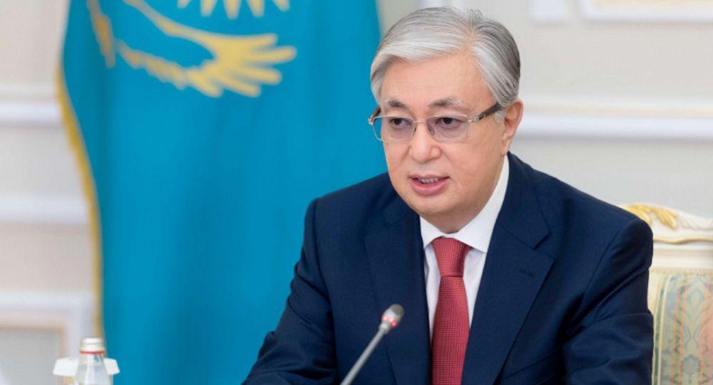 Касым-Жомарт Токаев на заседании совета иностранных инвесторов