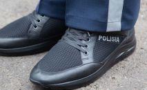 Полицейлер киетін кроссовка