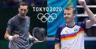 На Олимпиаде выступят шесть казахстанских теннисистов