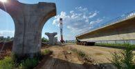 Возобновлены работы на объекте Астана LRT