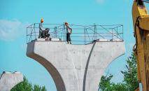 В Нур-Султане начались строительные работы на Астана LRT