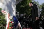 Главный раввин Польши почтил память убитых 4 июля 1946 года