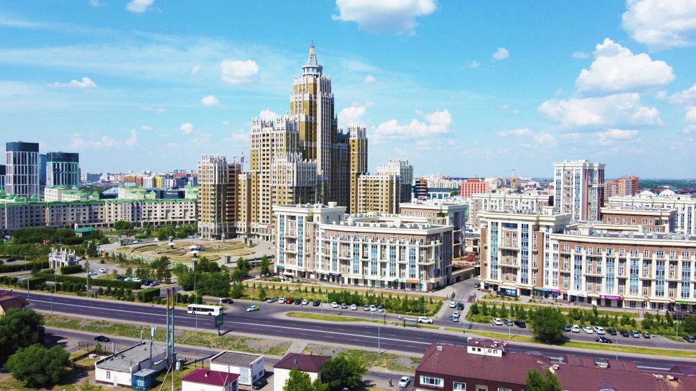 Астана Триумфы тұрғын үй кешені