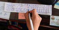 Тибетский астролог Тензин Цундуе пишет гороскоп