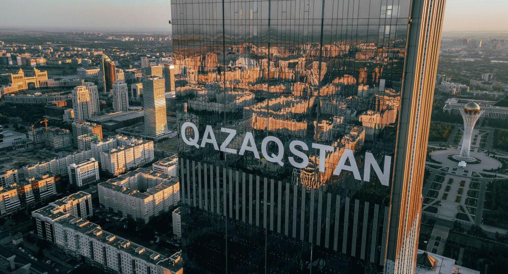 Башня Казахстан комплекса Абу-Даби Плаза