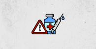 Штрафы за отказ от вакцинации в Казахстане - инфографика