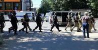 В Тюмени задержали мужчину, захватившего заложников в отделении Сбербанка