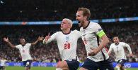 Игроки сборной Англии на чемпионате Европы 2020/21
