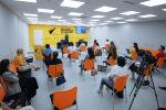 Участники проекта Sputnik PRO в студии Sputnik Казахстан