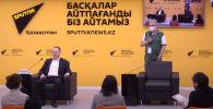 Медиакухня информагентства: мастер-класс от SputnikPro - прямой эфир