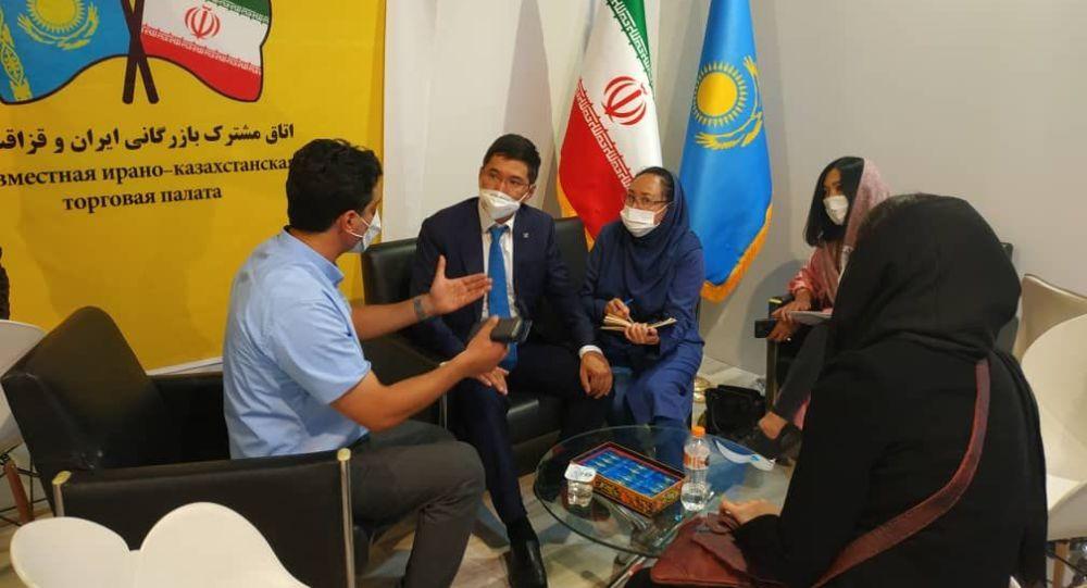 Выставка продукции стран ЕАЭС в Иране