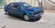 Пьяный алматинец угнал машину и угробил ее в ДТП