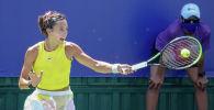 Грузинская теннисистка Мариям Болквадзе