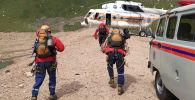 В горах Заилийского Алатау пропал 27-летний мужчина, который накануне отправился покорять пик Маншук Маметовой
