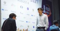 Ринат Джумабаев одержал сенсационную победу на Кубке мира ФИДЕ