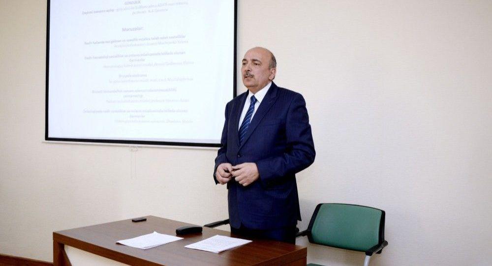 Тайяр Эйвазов